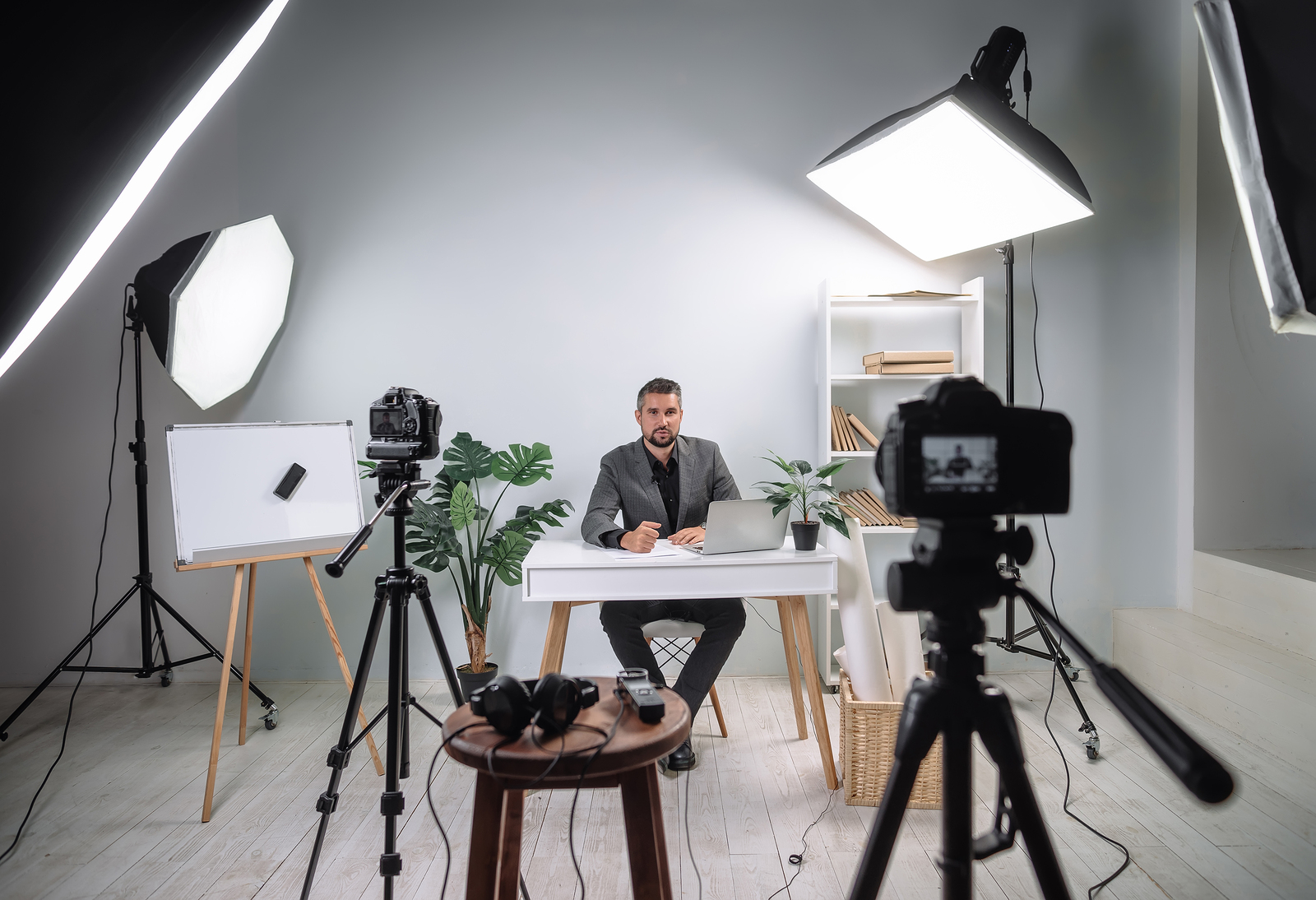 5 Things to consider before producing your own in-house video content